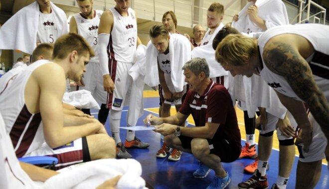 За 50 дней до Евробаскета сборная Латвии — в топ-10 рейтинга