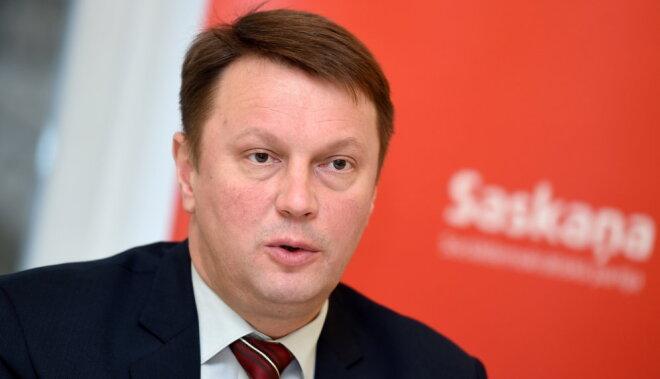 Агешин: в Лиепае возможна коалиция без нынешнего мэра Сескса