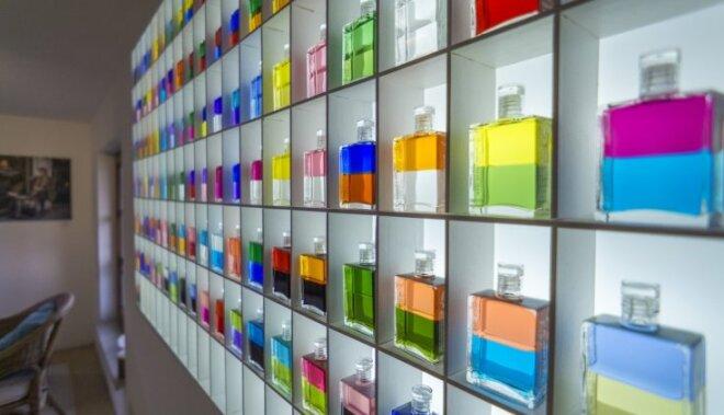 Aura-Somas seminārā mācīs, kā krāsa un gaisma spēj ārstēt
