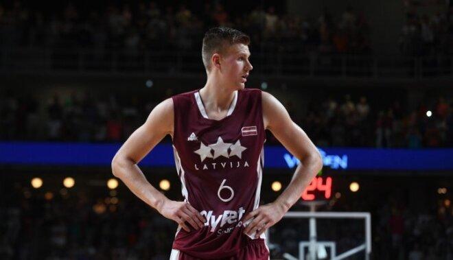 Объявлен состав сборной Латвии на Евробаскет: в команде четыре дебютанта
