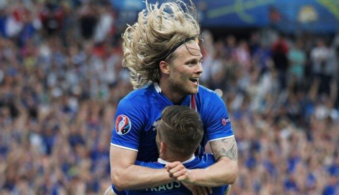 Iceland s Birkir Bjarnason
