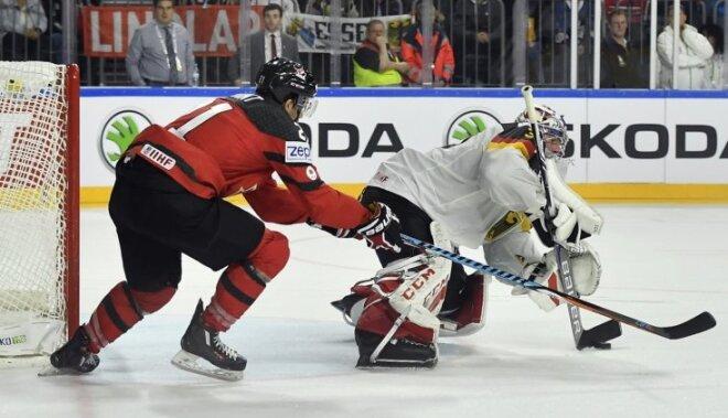 Pasaules hokeja čempionāta 'play-off' mačos turpmāk pagarinājumā spēlēs formātā 'četri pret četri'