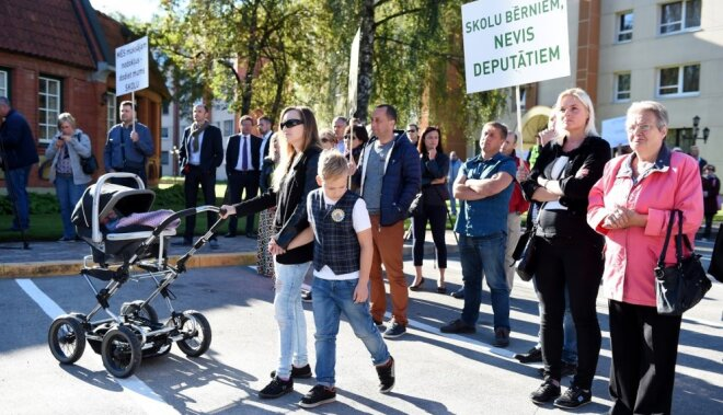 Iedzīvotāju kustība Ķekavā pārtop par partiju