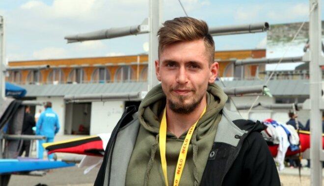 Kanoe airētājs Iļijins ceļazīmju pārdalīšanas rezultātā kļūst par Latvijas 33.olimpieti