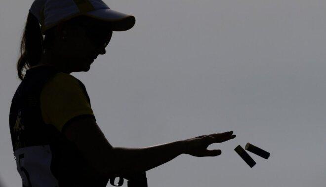 Itālija izcīna dubltuzvaru stenda šaušanā sievietēm