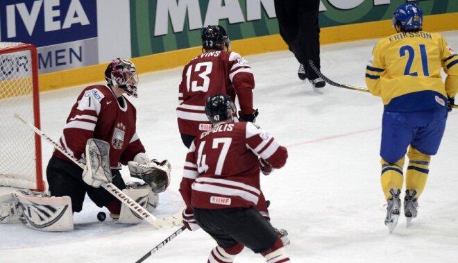 Latvija ar jaunu antirekordu noslēdz pasaules čempionātu