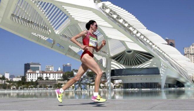 Prokopčuka Rio olimpisko spēļu maratonā izcīna augsto 12. vietu
