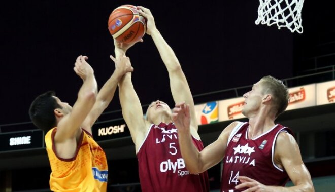 Latvia - Makedonia