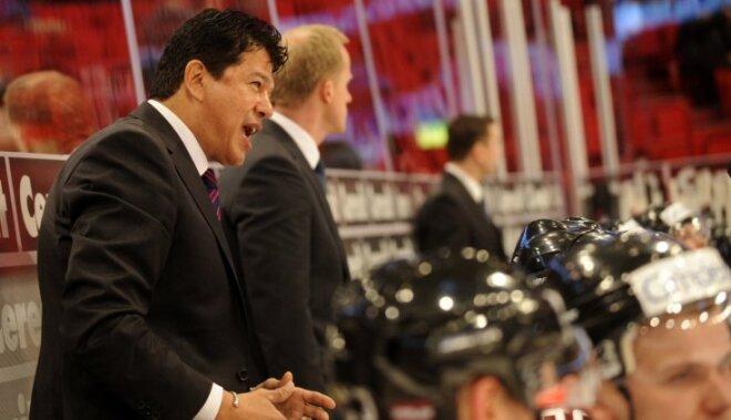 Nolans: tieši šāda spēles gara dēļ esmu hokejā