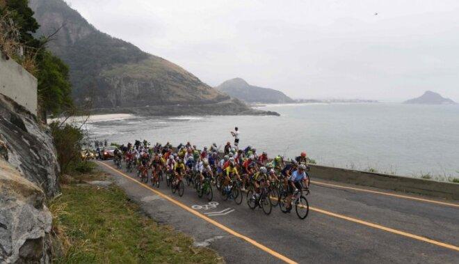 Brazīliešu olimpiskais riteņbraucējs pieķerts dopinga lietošanā