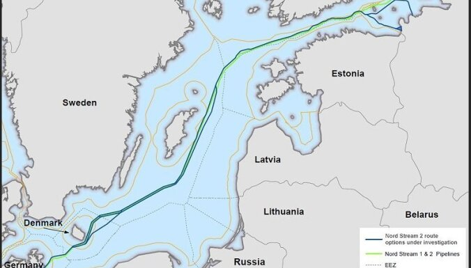 """Регулятор Германии отказал """"Северному потоку-2"""" в выводе из-под директив ЕС"""