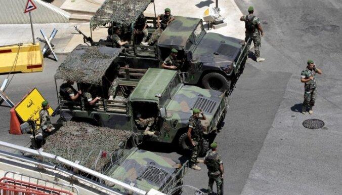 Libānā nolaupīti pieci Čehijas pilsoņi