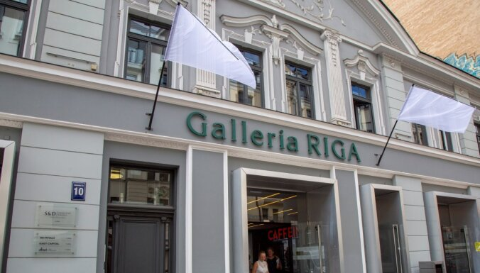 'Galleria Riga' pārtraukta vakcinācijas pret Covid-19 punkta darbība