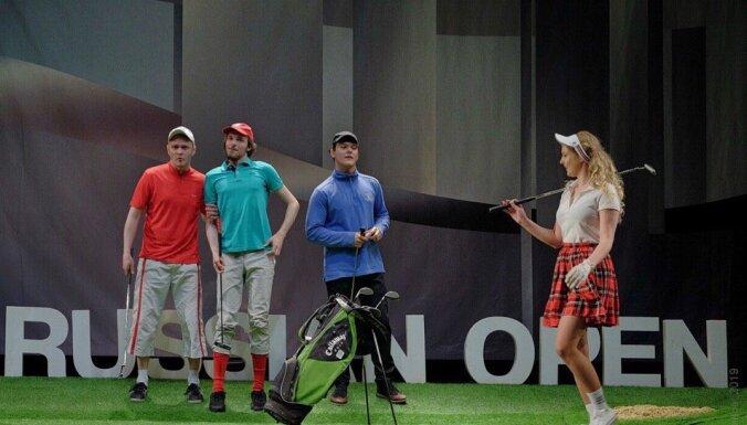 Новая сессия Stanislavsky.lv: от хулиганства на 10 режиссеров до классики на поле для гольфа