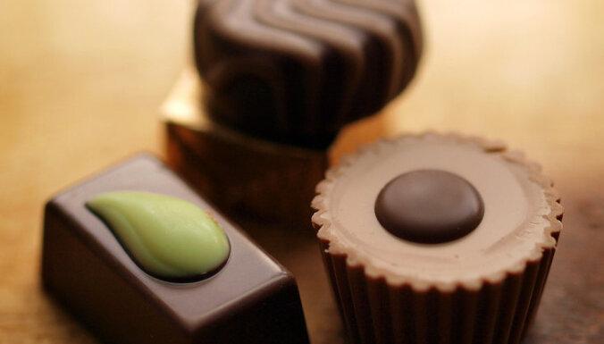 Шоколадные десерты от шеф-повара Раймонда Зоммера