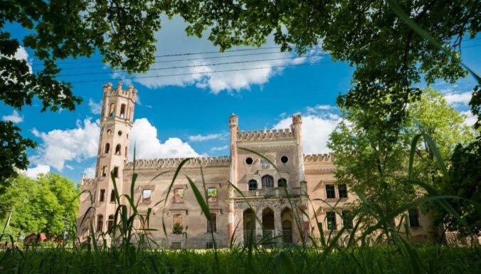 ФОТО. Путешествуем по Латвии: впечатляющее Одзиенское поместье