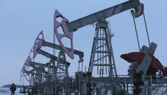 OPEC+ valstis vienojas par naftas ieguves apjoma samazinājumu februārī un martā