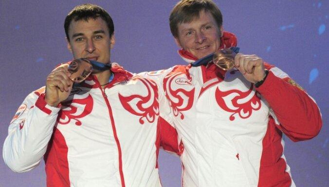 Россия лишилась первого места в медальном зачете Олимпийских игр-2014 в Сочи
