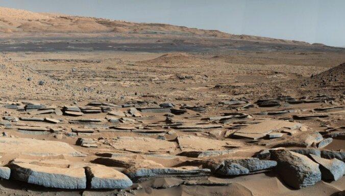 Названы пять смертельных опасностей Марса для человека