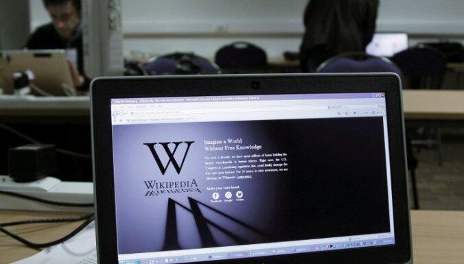 'Wikipedia' vairs neļaus 'The Daily Mail' norādīt kā uzticamu avotu