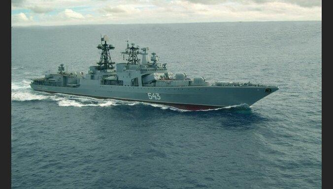 ВМФ России: моряки не расстреливали пиратов