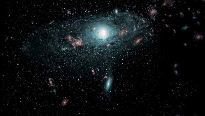 Доказано наличие высокотехнологичной цивилизации в Млечном Пути