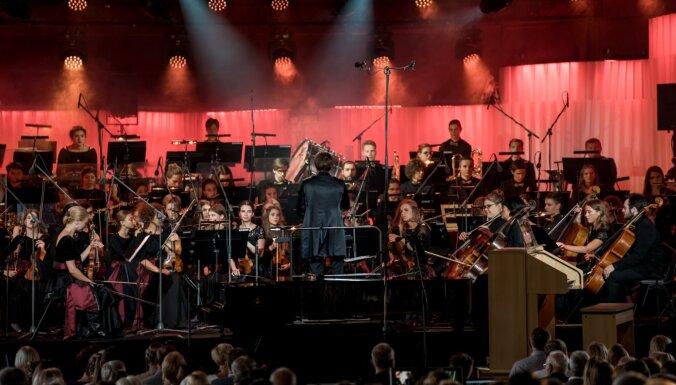 Aicina pieteikties konkursam par dalību Latvijas Simtgades jauniešu simfoniskajā orķestrī