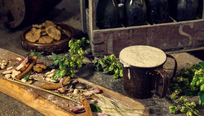 Pagānu kombuča, diļļu saldējums un citi ēdieni, kas jāpagaršo Lietuvā