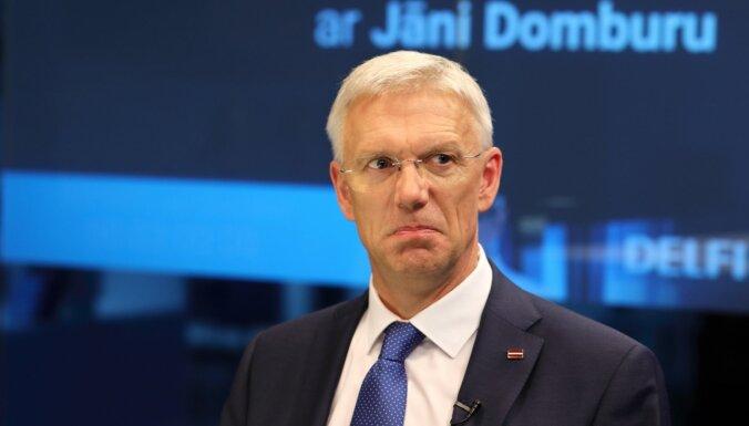 Кариньш: глава МВД вводит в заблуждение общество