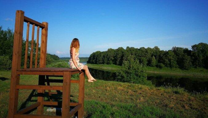 Cita eksotika ezeru zemē: ko apskatīt Latvijas ārējās robežas tuvumā