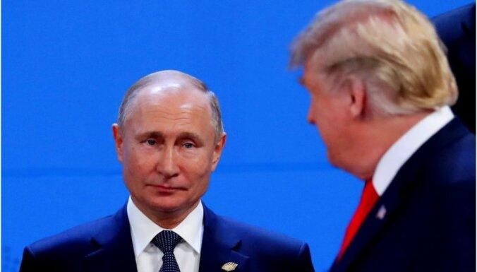 """США готовы вести с Россией диалог и рассчитывают на """"прекрасные отношения"""" в будущем"""