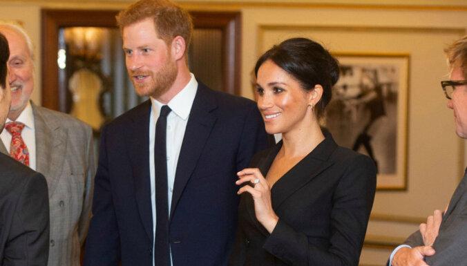 Меган Маркл запретила принцу Гарри общаться с неугодными ей друзьями