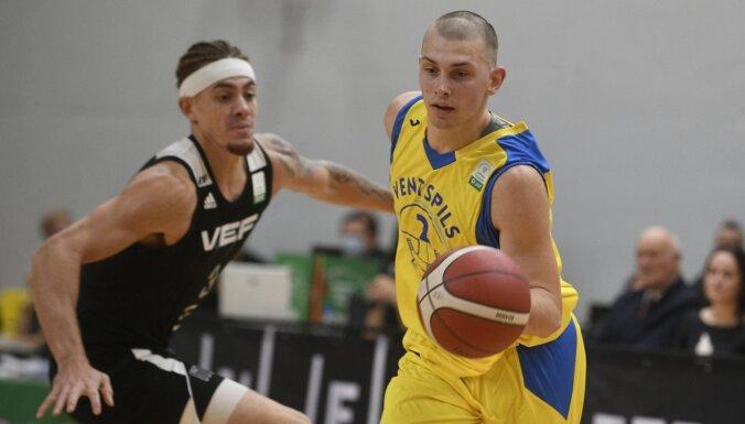 Latvijas basketbola klubi aizvadīs īpašas Ziemassvētku spēles