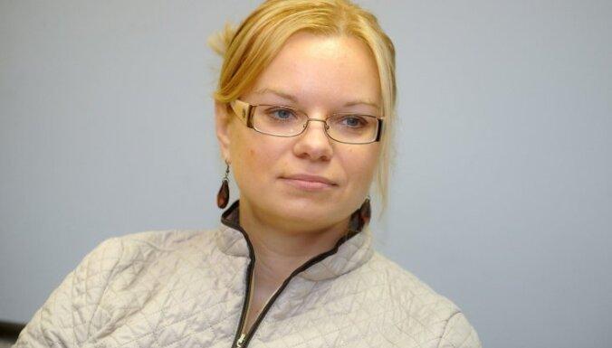 Straujumas preses sekretāre būs Aiva Rozenberga