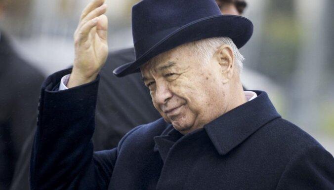 Uzbekistānas valdība apstiprina Karimova nāvi