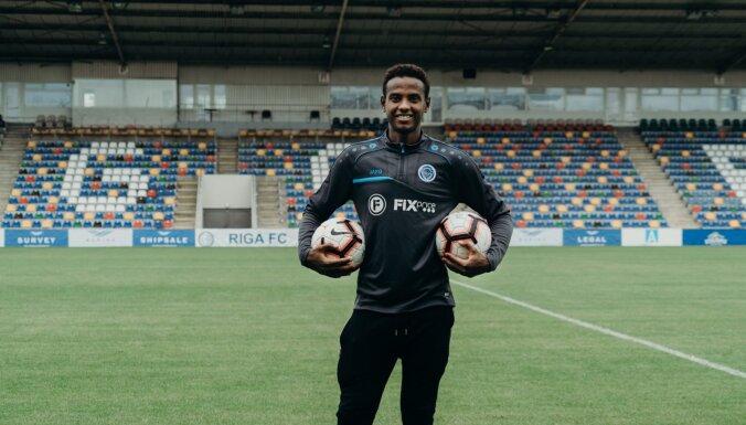 'Riga FC' no sava 'partnera' izīrē 'Manchester City' sistēmas audzēkni