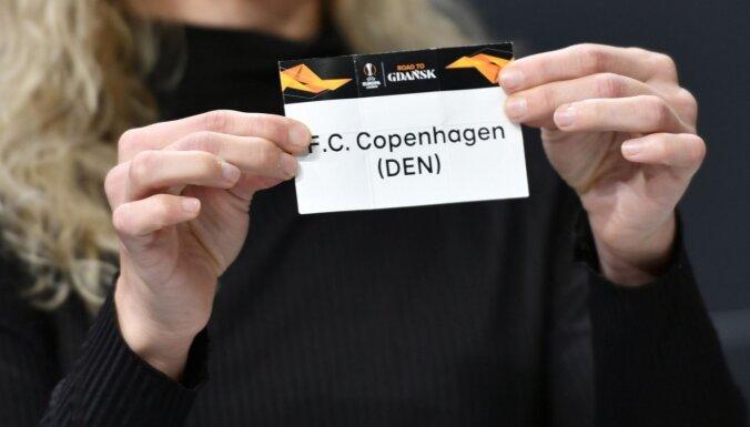 'Riga FC' pāridarītāji 'Kobenhavn' UEFA EL 1/16 finālā tiksies ar spēcīgo 'Celtic'