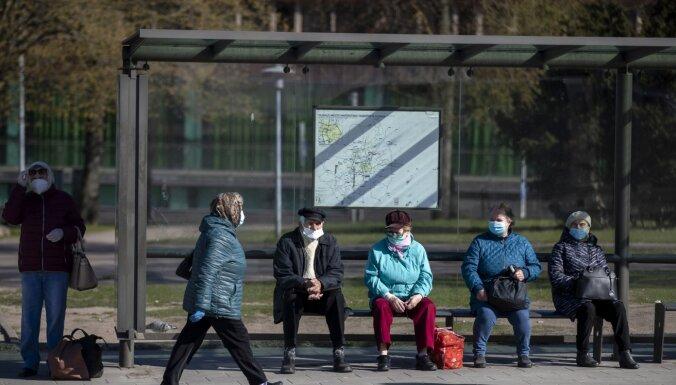 Lietuvā ar Covid-19 saslimuši vēl pieci cilvēki; Igaunijā – četri; ir viens mirušais