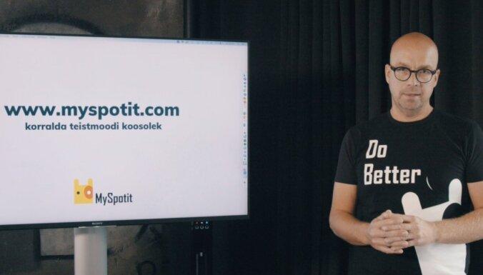Igauņu 'MySpotit' piesaista investīcijas vairāk nekā 100 000 eiro apmērā
