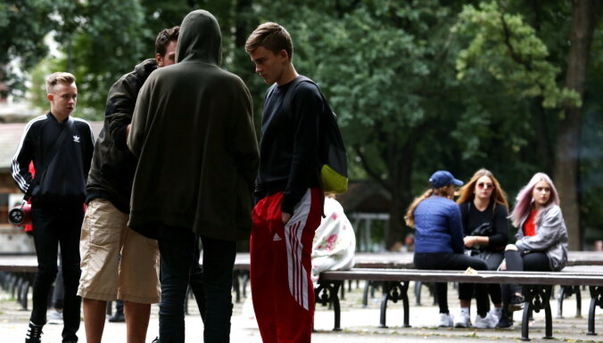 Думпис: молодежь — главный разносчик коронавируса