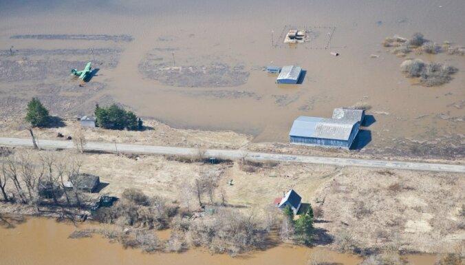 Latvijā joprojām plūdi, rosina uzaicināt Serbiju pievienoties ES, Gulbis izcīna uzvaru