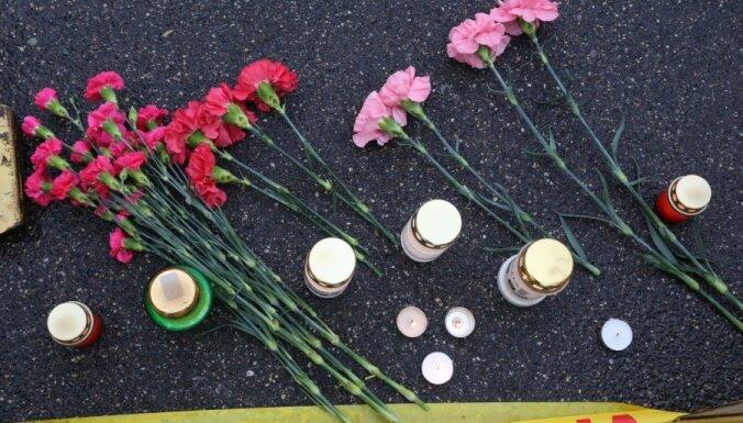 VUGD publisko bojāgājušo kolēģu vārdus un izsaka līdzjūtību ģimenēm