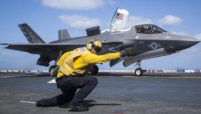 Militārie izdevumi pasaulē ievērojami pieauguši, secināts pētījumā