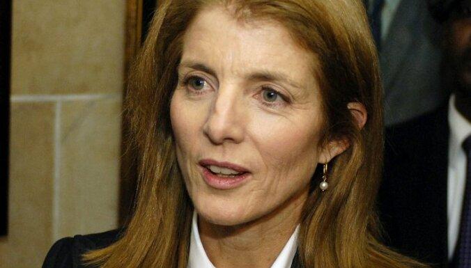 Дочь Кеннеди отчитали за критику охоты японцев на дельфинов