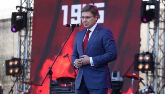 """Ушаков: """"Нет ни одного города в мире, где бы так же отмечали День Победы"""""""