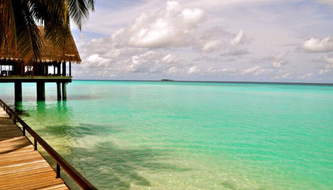 Ceļojums uz Maldīvu salām