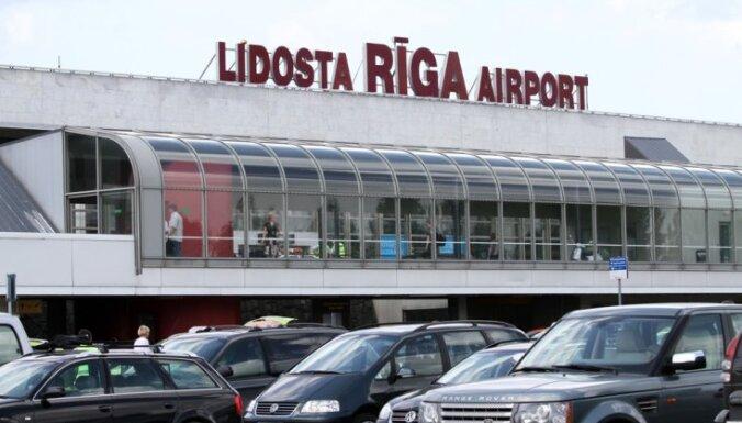 Рижский аэропорт обслужил рекордный объем грузов