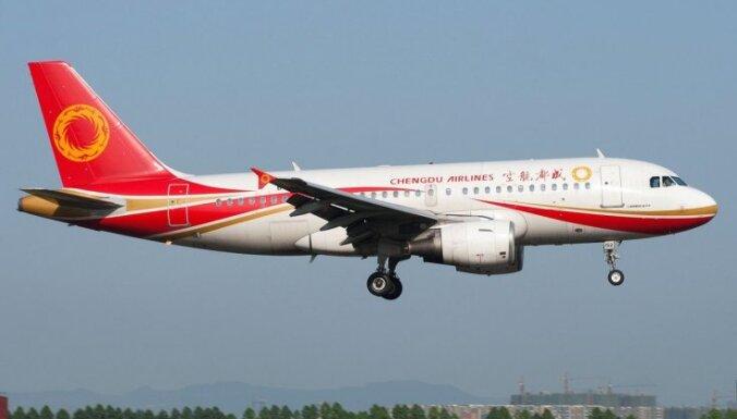 Министр обсудил открытие авиамаршрута из Риги в Китай