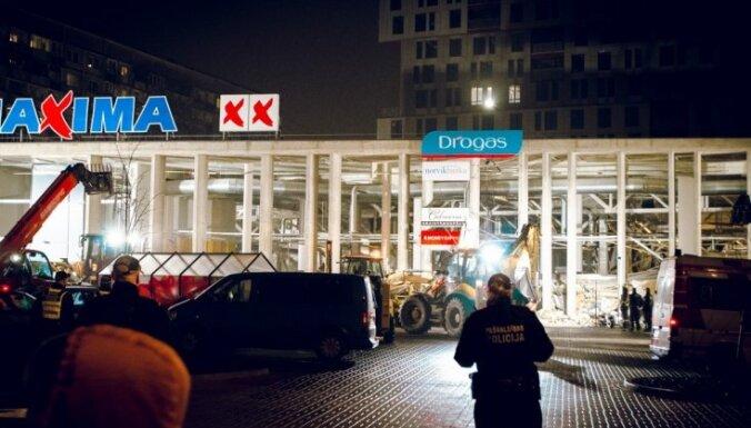 'Maxima' traģēdijā bojā gājuši divi Krievijas pilsoņi