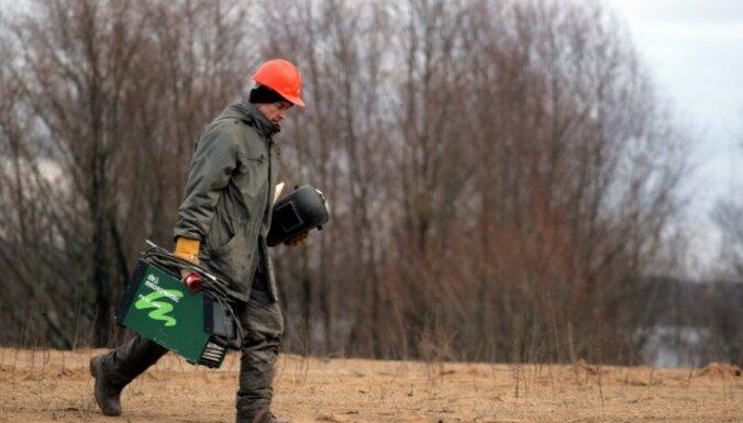 Опрос: 82% латвийцев против того, чтобы в Латвию приезжали гастарбайтеры